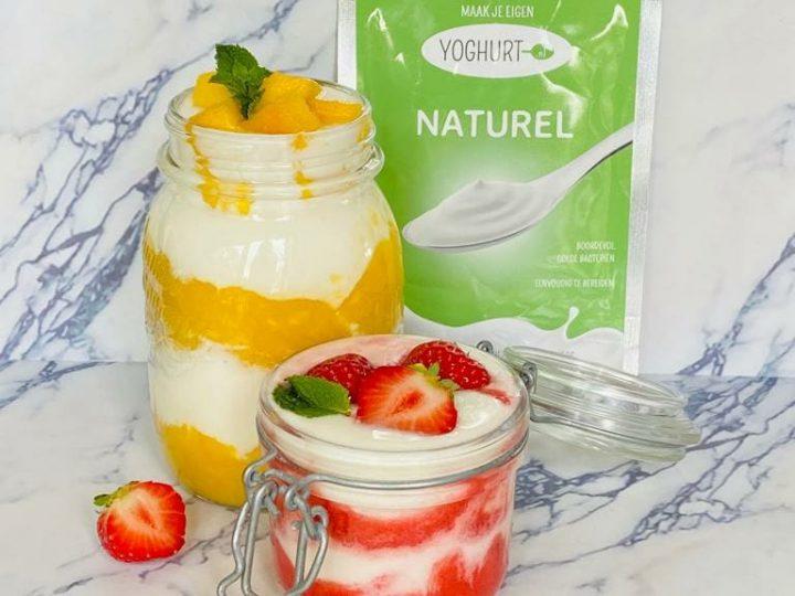 Yoghurt Swirls